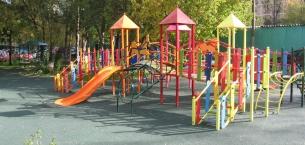 Оборудование для детских, игровых и спортивных площадок, МАФы