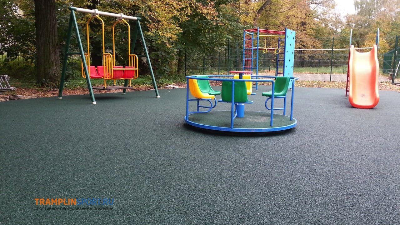 Песок для покрытия детских площадок